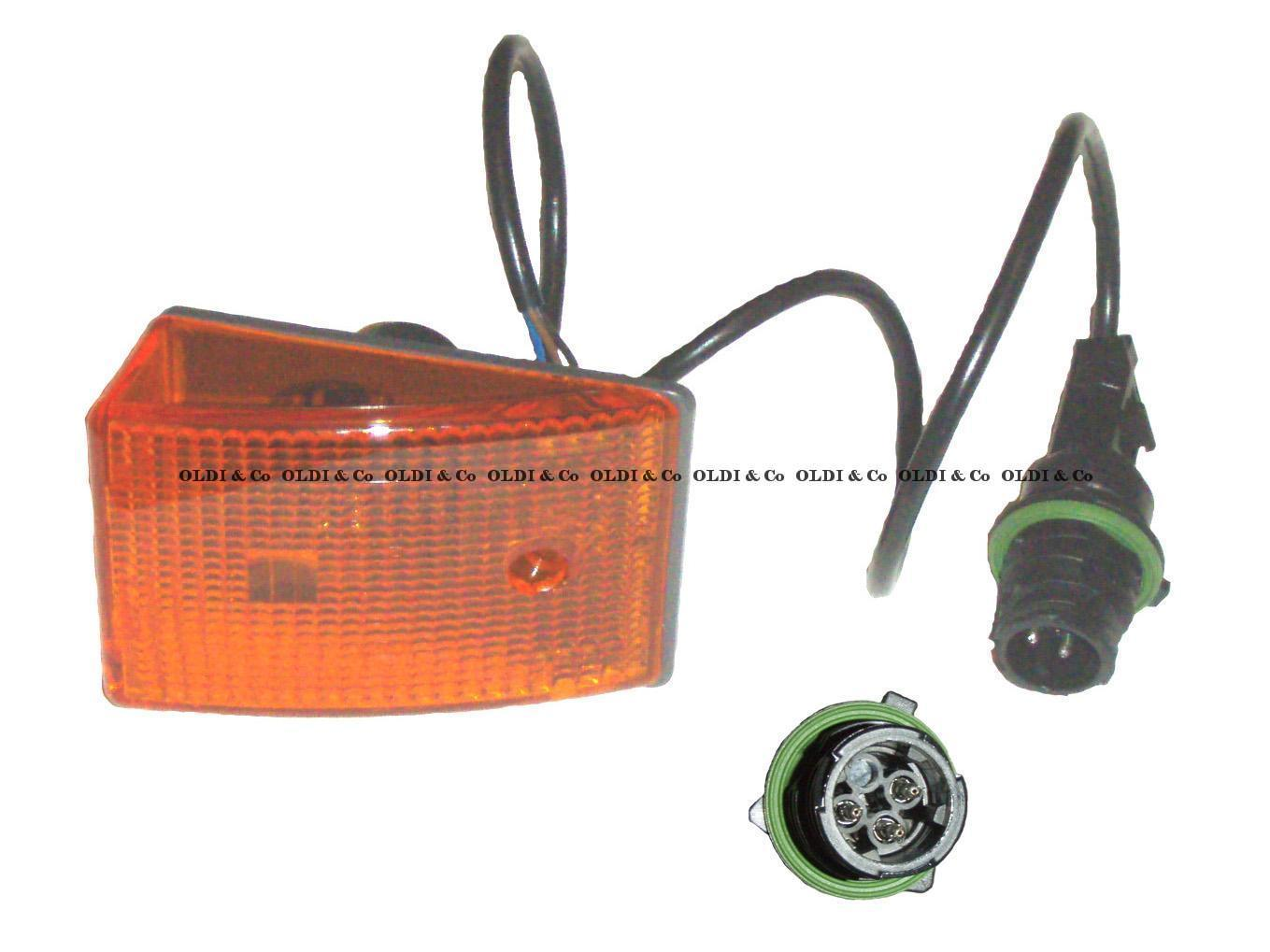 42 003 17170 - Optics (not certified) - Turn signal lamp - Auto