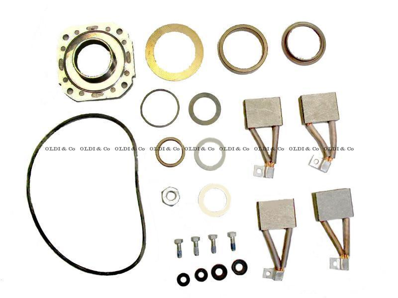 27.051.08470 - Electric equipment - Clutch cover set - Elektroiekārtas - Startera sajūga rem. komplekts - DELCO REMI - 19024421; OLDI - 27.051.08470